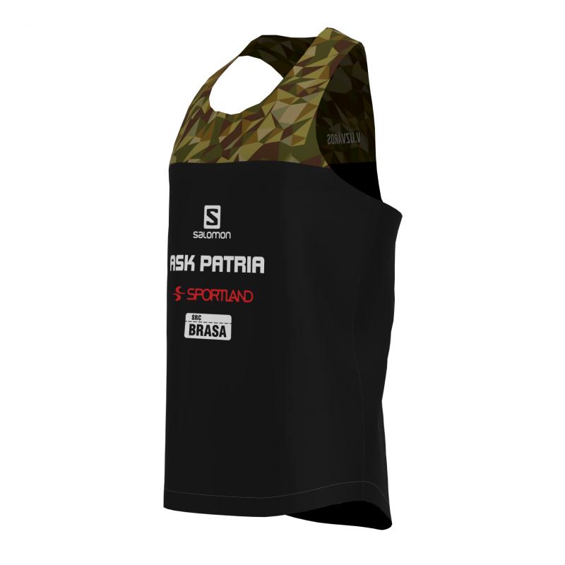 Skriešanas krekls ASK Patria