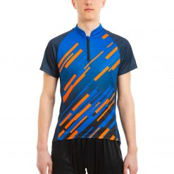 Sporta krekls ar rāvējslēdzēju vīriešu